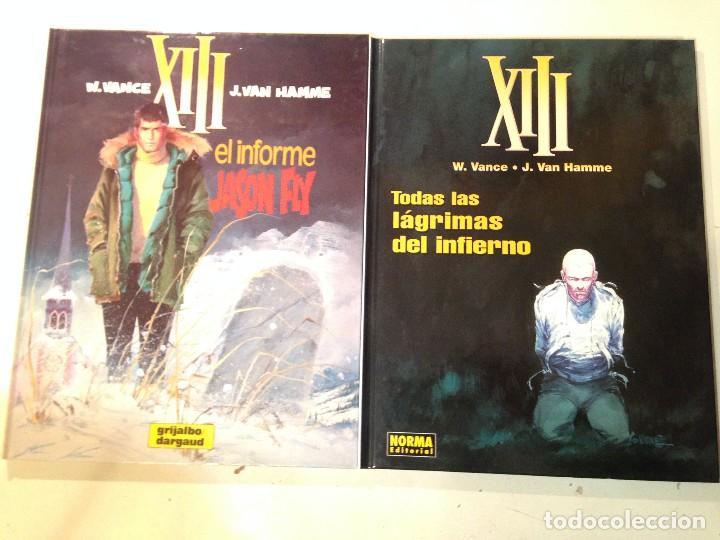 Cómics: XIII lote 6 ejemplares - Foto 4 - 147727242