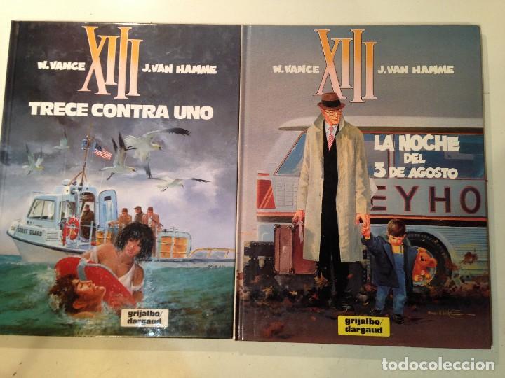 Cómics: XIII lote 6 ejemplares - Foto 5 - 147727242