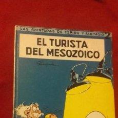Cómics: EL TURISTA DEL MESOZOICO - ESPIRU Y FANTASIO 2 - FRANQUIN - ED. JAIMES LIBROS - CARTONE. Lote 147792314