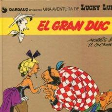 Cómics: LUCKY LUKE. Nº 3. EL GRAN DUC. GRIJALBO 1991. Lote 147823006