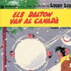 Cómics: LUCKY LUKE Nª 22. ELS DALTON VAN AL CANADÀ. GRILABO 1989 1ª ED.. Lote 147823750