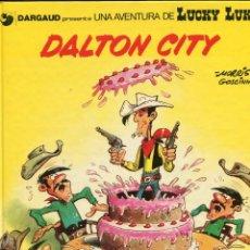 Cómics: LUCKY LUKE Nª 29. DALTON CITY . GRILABO 1989 1ª EDICIÓN. CASTELLANO. Lote 147824086