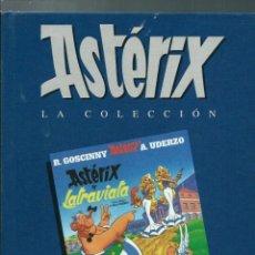 Cómics: ASTERIX LA COLECCION - ASTERIX Y LATRAVIATA - SALVAT 2004 EDICION ESPECIAL. Lote 147901906