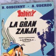 Cómics: ASTERIX - LA GRAN ZANJA . Lote 148097134