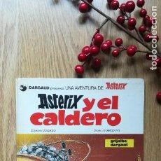 Cómics: ASTERIX Y EL CALDERO. Lote 148113474