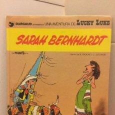 Cómics: GRIJALBO - DARGAUD - LUCKY LUKE - SARAH BERNHARDT. Lote 148155138