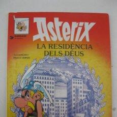 Cómics: ASTERIX - Nº 17 - LA RESIDÈNCIA DELS DÉUS - GOSCINNY - UDERZO - GRIJALBO - EN CATALÁN - AÑO 1987.. Lote 148155282