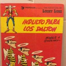 Cómics: GRIJALBO - DARGAUD - LUCKY LUKE - INDULTO PARA LOS DALTON. Lote 148155474