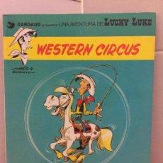 Cómics: GRIJALBO - DARGAUD - LUCKY LUKE - WESTERN CIRCUS. Lote 148155606