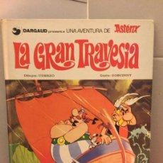 Cómics: LA GRAN TRAVESIA - DARGAUD - UNA AVENTURA DE ASTERIX. Lote 148162086