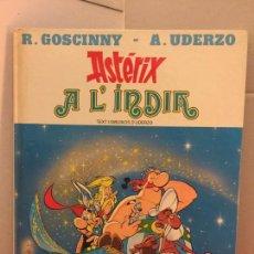 Cómics: ASTERIX A L'INDIA - EDICIONES JUNIOR, GRIJALBO. Lote 148163530