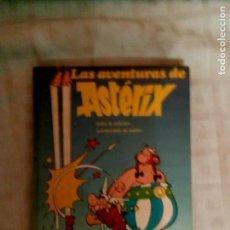 Cómics: 7 TOMOS LAS AVENTURAS DE ASTERIX. Lote 138704310