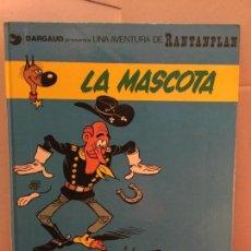 Cómics: UNA AVENTURA DE RANTANPLAN - LA MASCOTA - , GRIJALBO-DARGAUD, EN CATALÀ. Lote 148167106