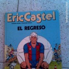 Cómics: COMIC DE ERIC CASTEL N,10 EL REGRESO AÑO 1986. Lote 148206198