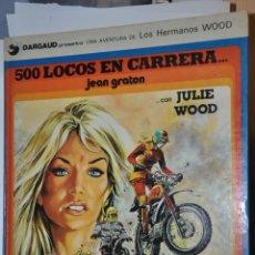 Cómics: 500 LOCOS EN CARRERA, JEAN GRATON, VER TARIFAS ECONOMICAS ENVIOS. Lote 148209746