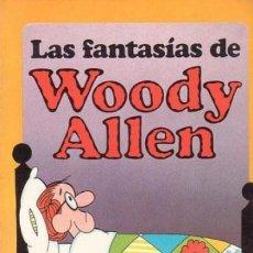 Cómics: LAS FANTASIAS DE WOODY ALLEN Nº 2 EDICIONES JUNIOR. Lote 148222486