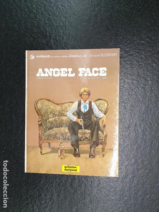 ANGEL FACE. UNA AVENTURA DEL TENIENTE BLUEBERRY. CHALIER Y GIRAUD (MOEBIUS) (ENVÍO 4,31€) (Tebeos y Comics - Grijalbo - Blueberry)