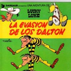 Cómics: LA EVASION DE LOS DALTON. LUCKY LUKE. Nº 16. GRIJALBO, 1991.. Lote 148422277