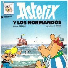 Cómics: COMIC ASTERIX Y LOS NORMANDOS - GRIJALBO/DARGAUD. Lote 148507270