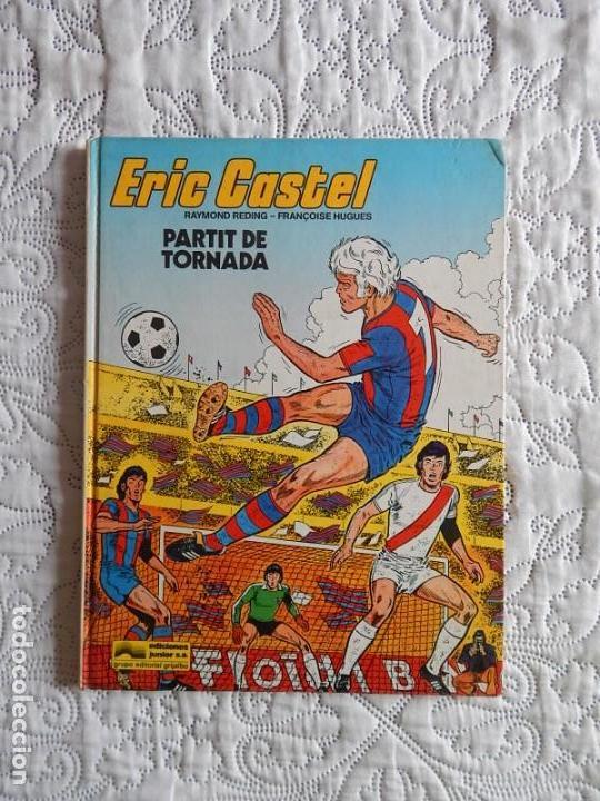 ERIC CASTEL N. 2 PARTIT DE TORNADA - CATALA (Tebeos y Comics - Grijalbo - Eric Castel)