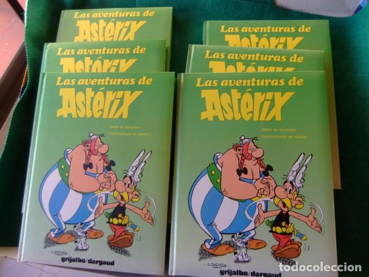 LAS AVENTURAS DE ASTERIX EDICIONES JUNIOR GRIJALBO (Tebeos y Comics - Grijalbo - Asterix)