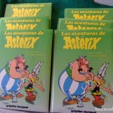 Cómics: LAS AVENTURAS DE ASTERIX EDICIONES JUNIOR GRIJALBO. Lote 148806622