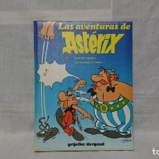 Cómics: LAS AVENTURAS DE ASTERIX, TOMO 3, GRIJALBO . Lote 148893050