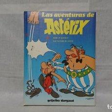Cómics: LAS AVENTURAS DE ASTERIX, TOMO 4, GRIJALBO . Lote 148893194