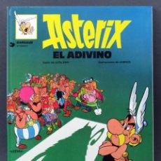 Cómics: ASTERIX EL ADIVINO GOSCINY UDERZO Nº 19 ED GRIJALBO DARGAUD 1987. Lote 148920026