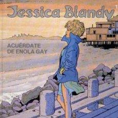 Cómics: JESSICA BLANDY COMPLETA 8 TOMOS - GRIJALBO - CARTONE - MUY BUEN ESTADO - OFI15T. Lote 149333554