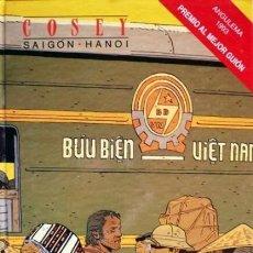 Cómics: SAIGON - HANOI (COSEY) GRIJALBO - CARTONE - BUEN ESTADO - OFI15T. Lote 149348714