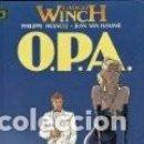 Cómics: LARGO WINCH Nº 3 O.P.A. - GRIJALBO - CARTONE - IMPECABLE - OFI15. Lote 149440930