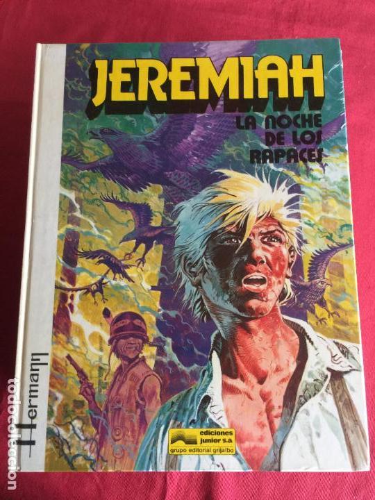 GRIJALBO JEREMIAH COMPLETA 16 NUMEROS MUY BUEN ESTADO (Tebeos y Comics - Grijalbo - Jeremiah)