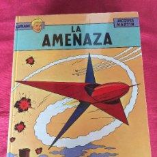 Fumetti: GRIJALBO LEFRANC COMPLETA 10 NUMEROS MUY BUEN ESTADO REF.TD6. Lote 149477982