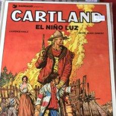 Cómics: GRIJALBO CARTLAND NUMERO 8 MUY BUEN ESTADO REF.TD6. Lote 149478922