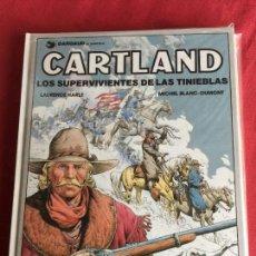 Cómics: GRIJALBO CARTLAND NUMERO 7 MUY BUEN ESTADO REF.TD6. Lote 149479038