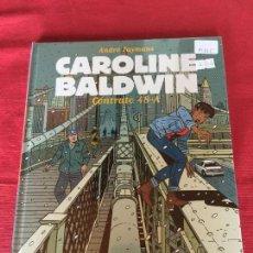 Cómics: CASTERMAN CAROLINE BALDWINN CONTRATO 48-A MUY BUEN ESTADO REF.TD6. Lote 149479202