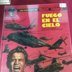 Cómics: GRIJALBO LAS AVENTURAS DE BUCK DANNY NUMERO 43 BUEN ESTADO. Lote 149489458