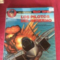 Cómics: GRIJALBO LAS AVENTURAS DE BUCK DANNY NUMERO 42 BUEN ESTADO REF.TD1. Lote 149489550