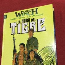 Comics - GRIJALBO LARGO WINCH TOMO 8 MUY BUEN ESTADO REF.TD3 - 149553966