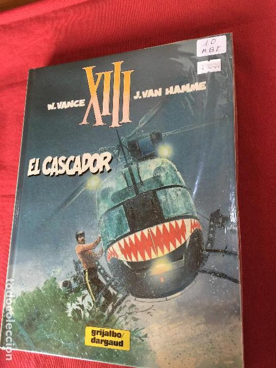 GRIJALBO XIII NUMERO 10 MUY BUEN ESTADO (Tebeos y Comics - Grijalbo - XIII)