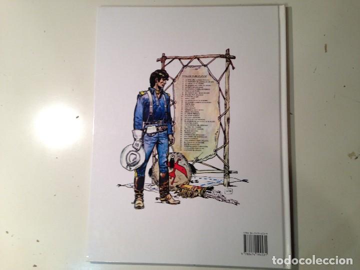 Cómics: Teniente Blueberry lote 6 ejemplares Junior Grijalbo - Foto 2 - 149564042