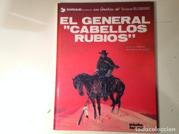 Cómics: Teniente Blueberry lote 6 ejemplares Junior Grijalbo - Foto 9 - 149564042