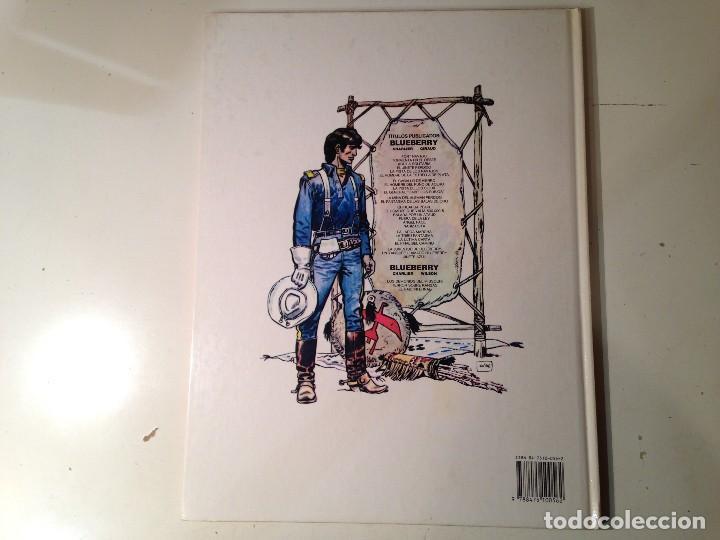 Cómics: Teniente Blueberry lote 6 ejemplares Junior Grijalbo - Foto 10 - 149564042