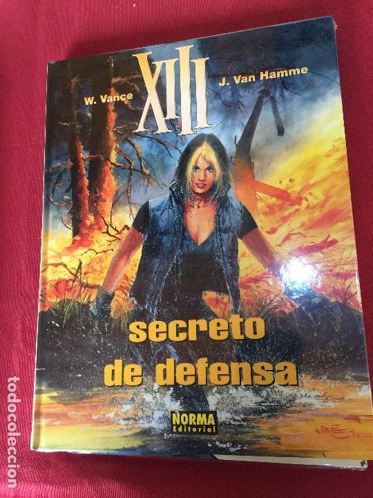 GRIJALBO XIII NUMERO 14 MUY BUEN ESTADO (Tebeos y Comics - Grijalbo - XIII)