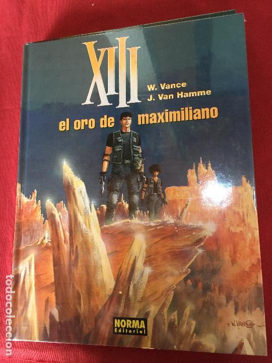 GRIJALBO XIII NUMERO 17 MUY BUEN ESTADO (Tebeos y Comics - Grijalbo - XIII)