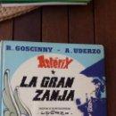 Cómics: LA GRAN ZANJA ASTERIX GRIJALBO 1980 EDICIONES JUNIOR . Lote 149614702