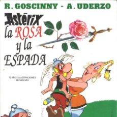 Cómics: ASTERIX. LA ROSA Y LA ESPADA. 1991. Lote 149647638