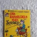 Cómics: LAS AVENTURAS DEL CALIFA HARUN EL PUSSAH - UNA ZANAHORIA PARA IZNOGUD N. 1. Lote 149709430