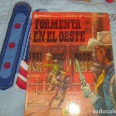 Cómics: TORMENTA EN EL OESTE , BLUEBERRY. Lote 149955878